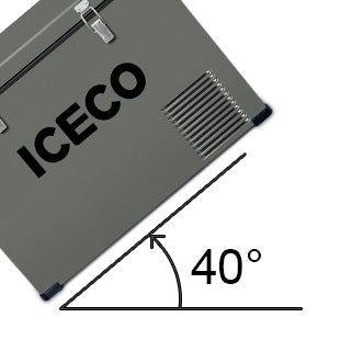 ICECO 12 Gallon Heavy Duty Portable Refrigerator VL45