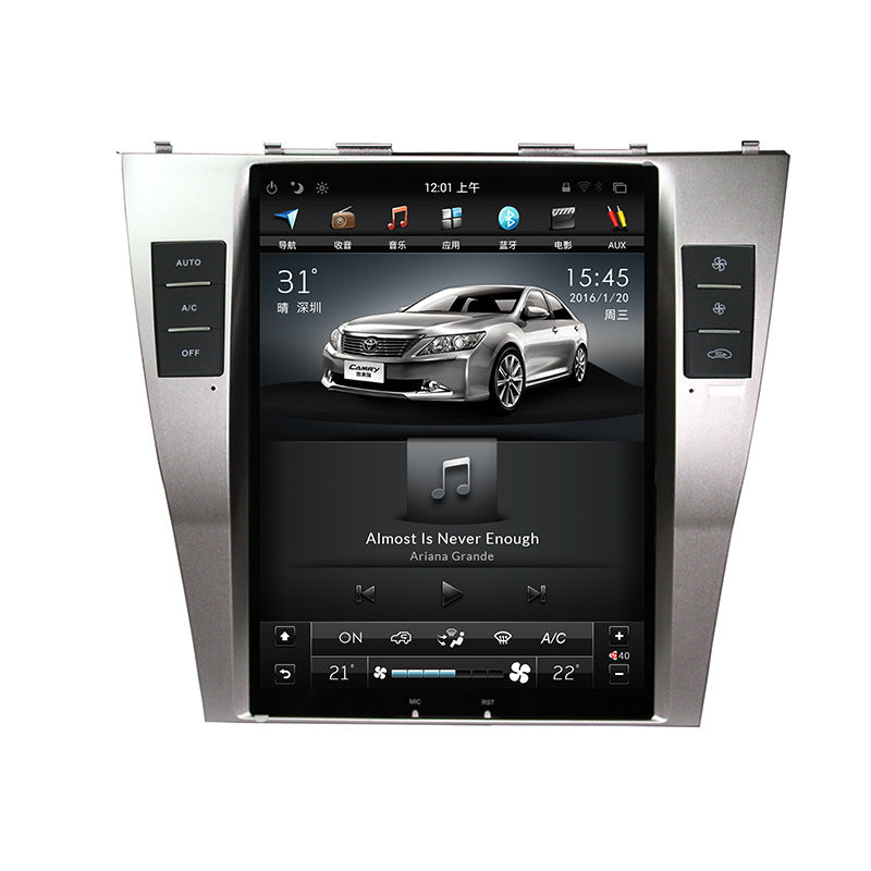"""Toyota Camry 2007 - 2011 10.4"""" Vertical Screen Android ..."""
