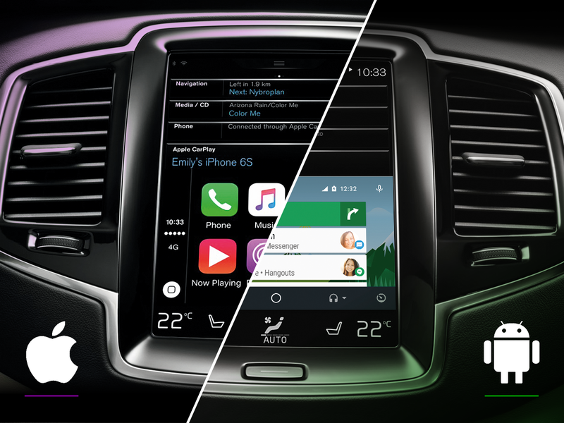 Carplay Android Auto Module