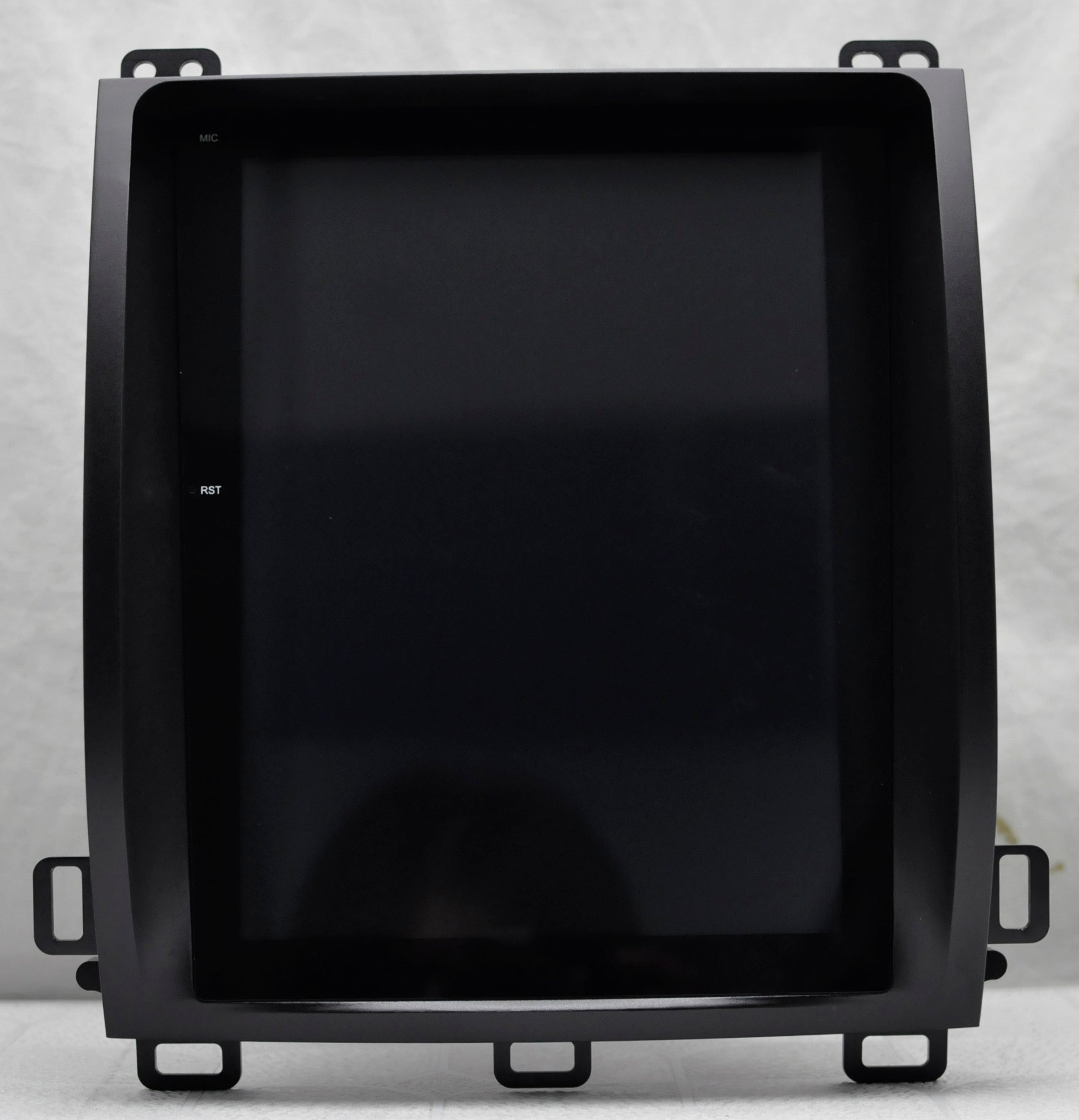 "[Open Box] Lexus GX 470 2002 - 2009 10.4"" Vertical Screen Android Radio with Aluminum Alloy Bezel Tesla Style"