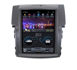 "Honda CR-V 2012-2015 10.4"" Vertical Screen Android Radio Tesla Style"