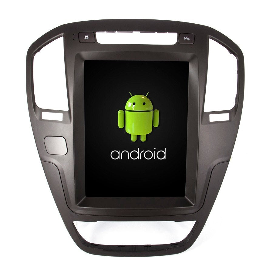 "[Open Box] Buick Regal 2009 - 2013 10.4"" Vertical Screen Android Radio Tesla Style"