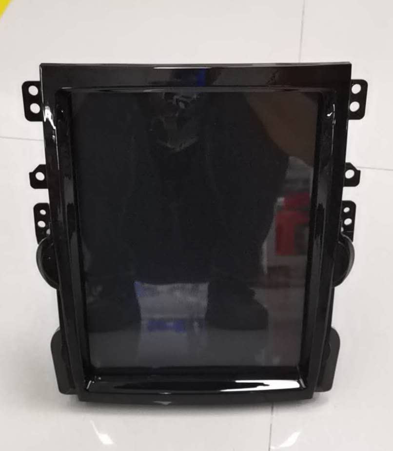 "Chevrolet Malibu 2013 - 2015 12.1"" Vertical Screen Android Radio Tesla Style"