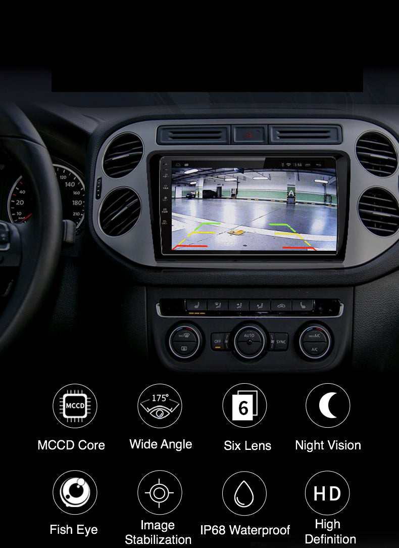 Add-On: HD Backup Camera