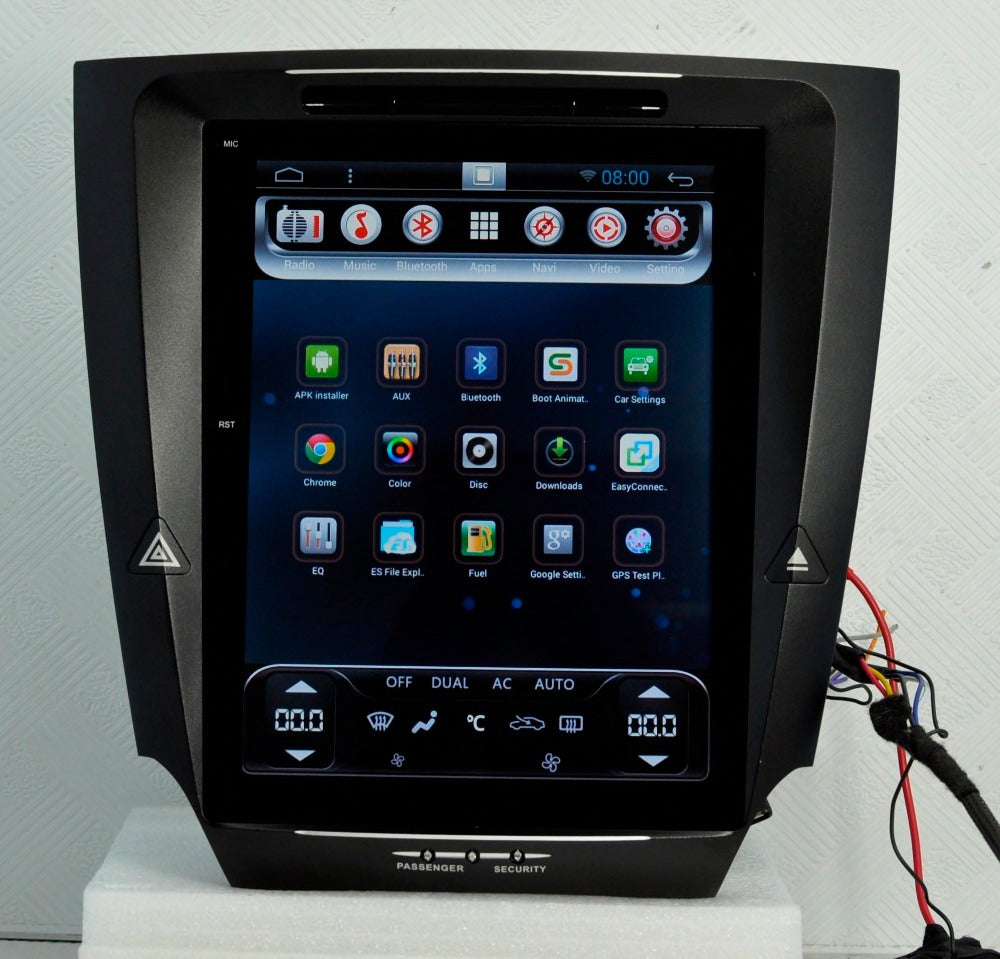 lexus is 250 navigation system installation