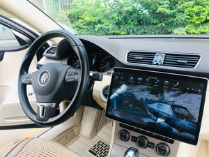 "Universal 12.8"" Vertical Screen Android Radio Tesla Style"