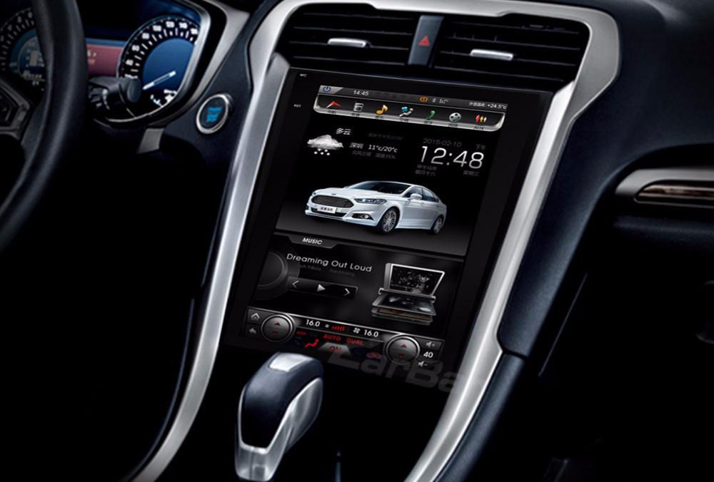 "2013 Ford Fusion For Sale >> Ford Fusion Mondeo 2013 - 2017 12.1"" Vertical Screen Android Radio Tes – Rhino Radios"