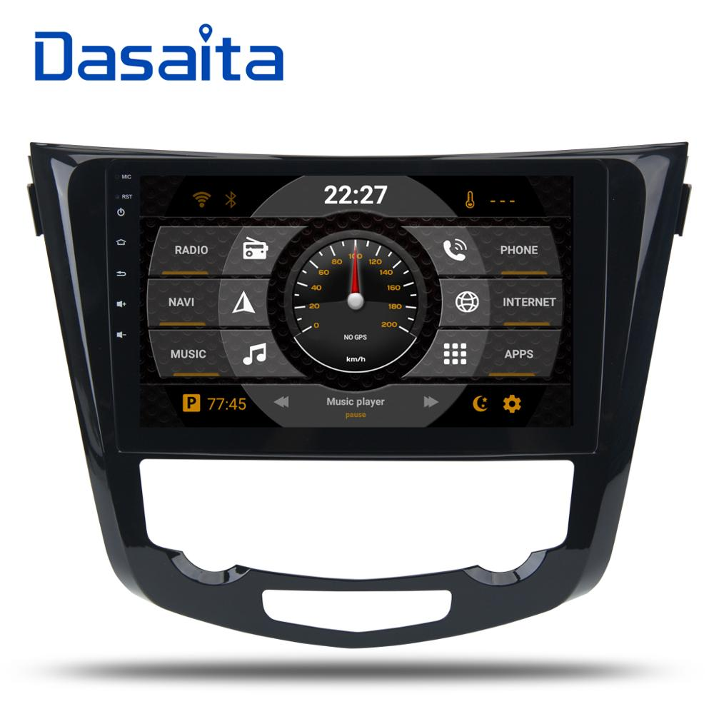 "10.2"" Android 8.0 Car GPS Radio Player for Nissan Rogue X-Trail Qashqail 2014 -2017 with Octa Core 4GB+32GB Stereo Multimedia"