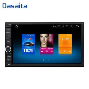 "7"" Android 10 Octa Core 4G+32G Universal Double 2 Din for Nissan Car Audio Stereo GPS Navigation Radio Car Multimedia"