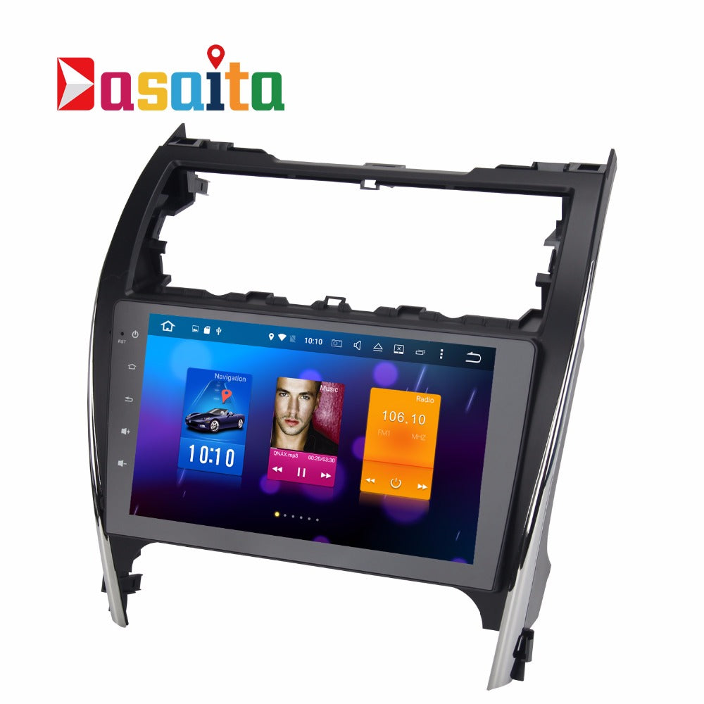 Toyota Camry 2012-2014 Horizontal Screen Android Radio