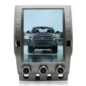 "Rhino Radios Toyota Tundra 2014 - 2017  12.1"" Vertical Screen Android Radio"