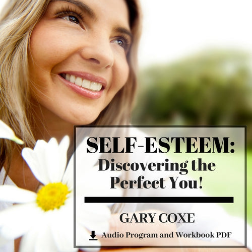 Self-Esteem Discovering the Perfect You – Audio Download with Workbook