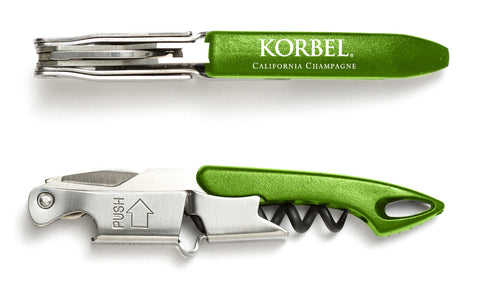 Wholesale Custom Corkscrew For Korbel