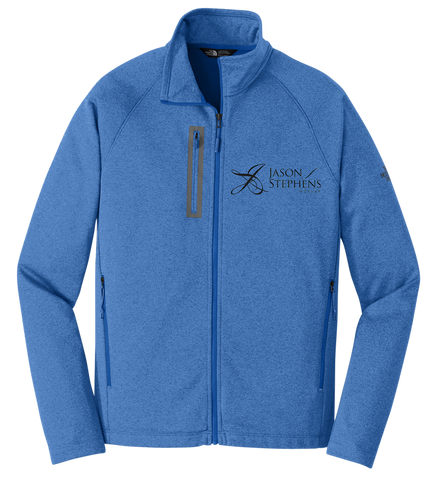 Custom Apparel Jacket With Embroidered Logo