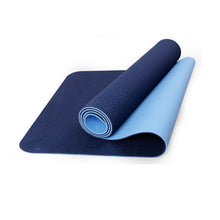 Yoga Mat Fitness Pilates Exercise