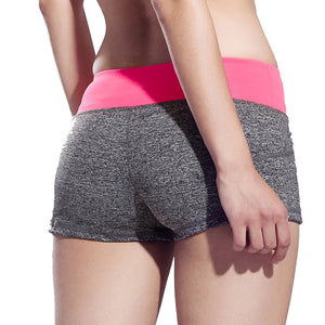 Women Sports Fitness Yoga Shorts For Workout Run Slimming Beach Hiking Female Running Ladies High Waist Gym Cycling Sport Short