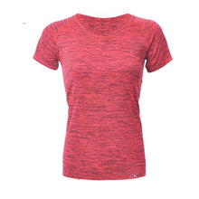 Women Yoga Shirts Clothing for Sport Jerseys Fitness Short Sleeve T Shirt Gym Running Exercises Quick Dry Tees Female Yoga Tops