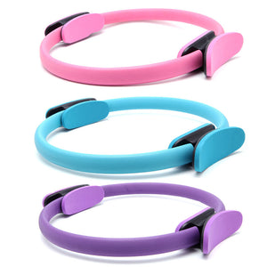 Fitness Pilates Slimming Magic Yoga Ring Durable Pilates Fitness Circle Yoga Accessory Gym Workout Training Tool