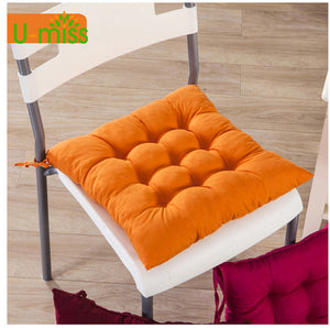 Seat meditation Sofa Car Mat Home Kitchen Chair Sit Pad decorative Pillows Winter Cushion