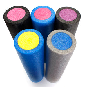 Yoga Grid Foam Roller Yoga Block Pilates Massage Roller Fitness Equipment For gymnastics Body building Exercise Gym