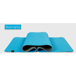 Yoga Mat  Non Slip Breathability Mat For Fitness Gym Sports Pilates Yoga Pad