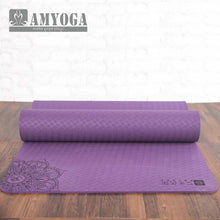Yoga Mat 6mm Fitness Mat For Fitness Yoga Carpet Gym Mat With Yoga Bag