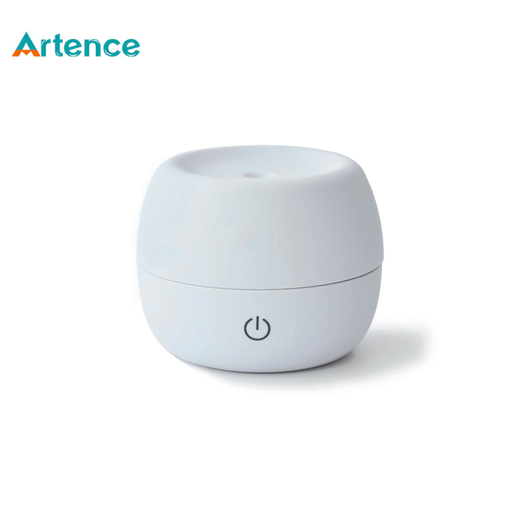 New 300ML Ultrasonic Air Humidifier for Office Home Bedroom Baby USB Mist Maker Essential Oil Aroma Diffuser
