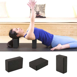 Fitness Gym Sport Tool Yoga Block Brick Foaming Foam Home Exercise Fitness Tool