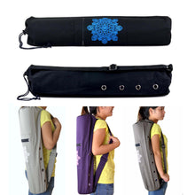 Practical Yoga Pilates Mat Carry Strap Drawstring  Bag Sport Exercise Gym Fitness Backpack for 6mm Yoga Mat