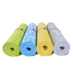 Non-Slip Fitness Yoga Mat Exercise Gym Tapis Lose Weight Eco-friendly Tasteless Pilates Mat