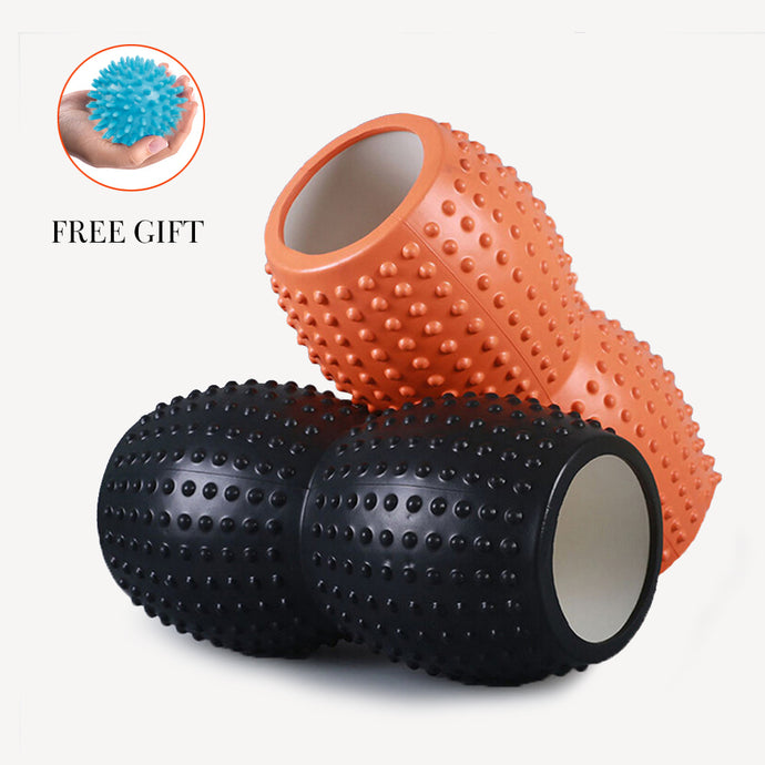 Massage Roller Pilates Foam Roller Massage Peanut Foam Yoga Block Roller Pilates Training Physiotherapy Rehab Yoga Roller