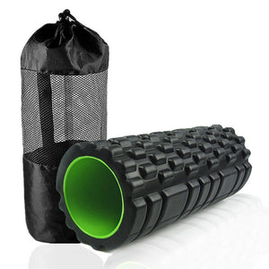 Yoga Block Pilates Yoga Accessories Physical Therapy Deep Tissue Muscle Massage fitness roller