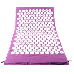 Back Body Massage Relieve Stress Tension Pain Yoga Mat for Acupressure Massage & Relaxation