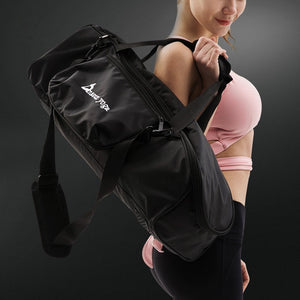 Yoga Bag Waterproof High-capacity Yoga Mat Bag 65*20*20 cm Yoga Pilates Fitness Sports Gym Multi-function Backpack