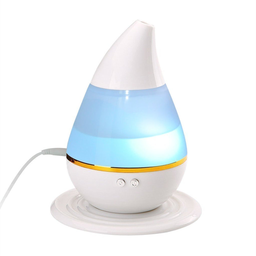 Essential Air Humidifier Mini Colorful Oil Diffuser Cool Mist Humidifier Usb Humidifier Air Purifier for Women and Baby 250ml
