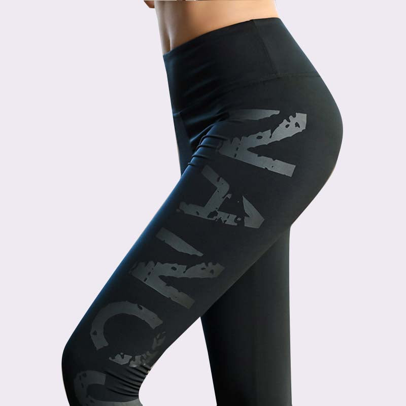 Yoga Pants Women Style Printed Yoga leggings Fitness Running Tights Sport Pants