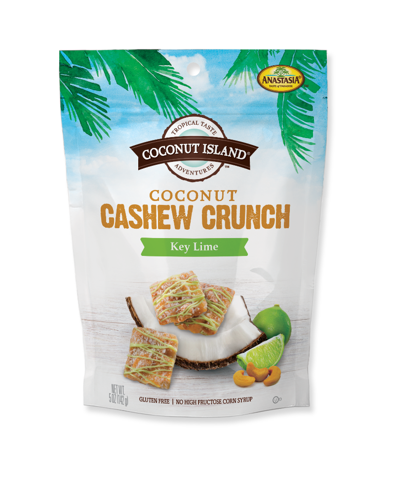 Coconut Cashew Crunch - Key Lime