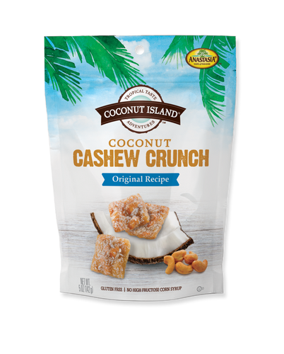 Coconut Cashew Crunch - Original Recipe