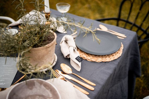 Pure Linen - Table Cloth