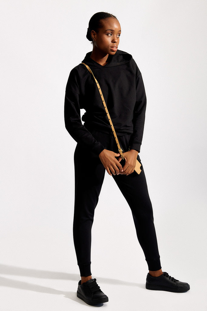 Black - Loungewear Pants