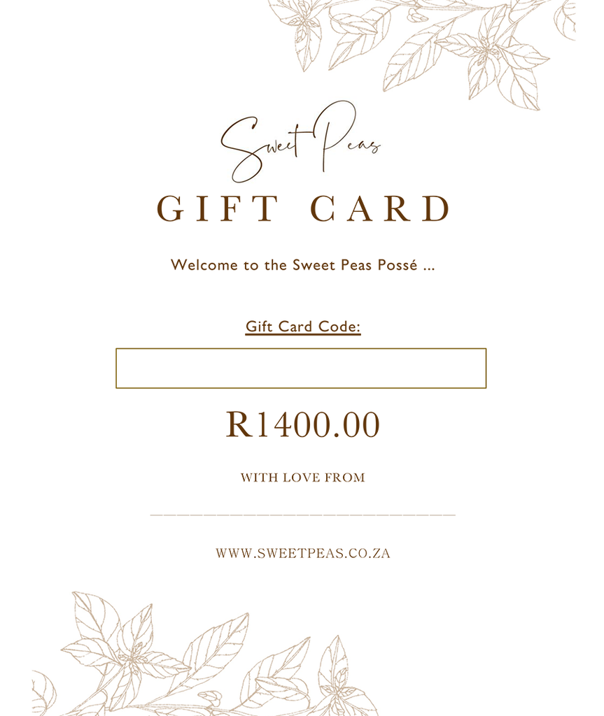 R1400 Digital Gift Card