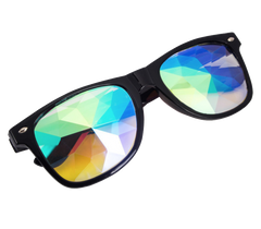 Polarized Diffraction Glasses