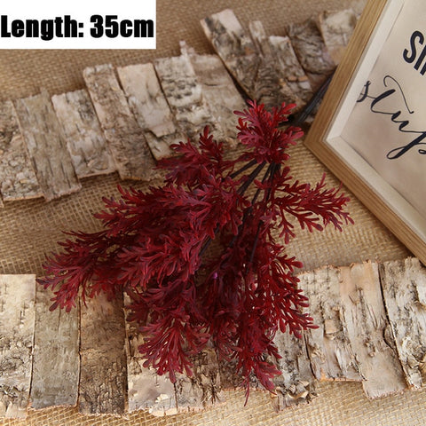 60cm 3 Color Bundle Willow Fake Flowers Home Decor