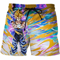 DRAGON BALL Z 3D SHORTS
