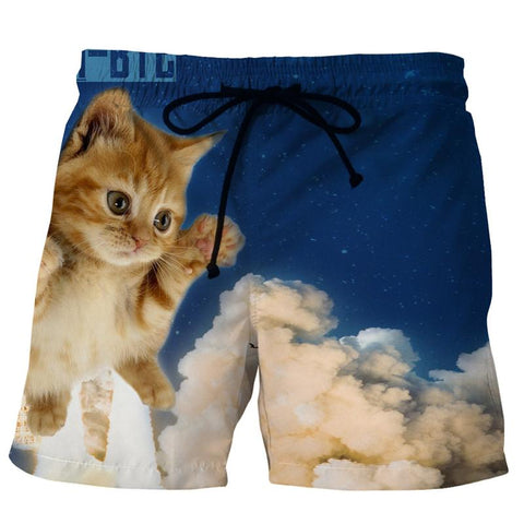 CLOUD CAT SHORTS