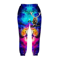 GALAXY OWL SWEATS