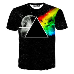 BLACK TRIANGLE TEE