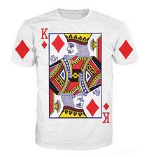 KING OF DIAMONDS TEE