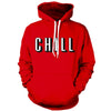 Image of NETFLIX N CHILL HOODIE