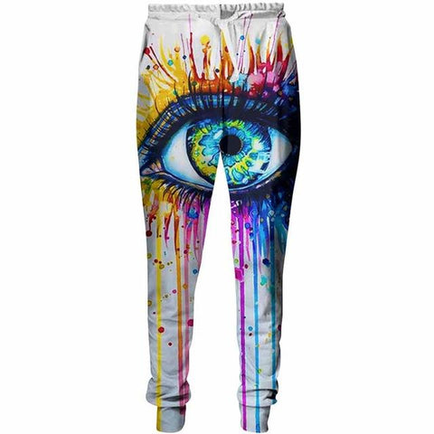 3D EYE SWEATS